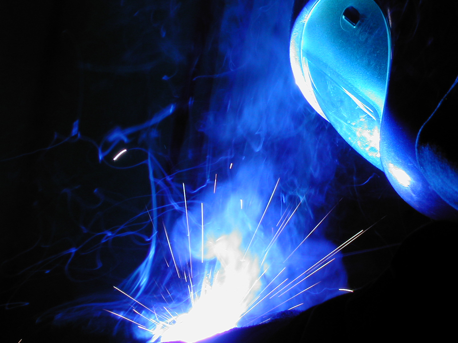 welder at work | Newcastle Welding